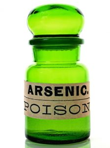 Arsenic - Do NOT Poison your Body with Toxins.