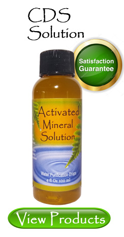 CDS Solution - New & Improved Formulation...